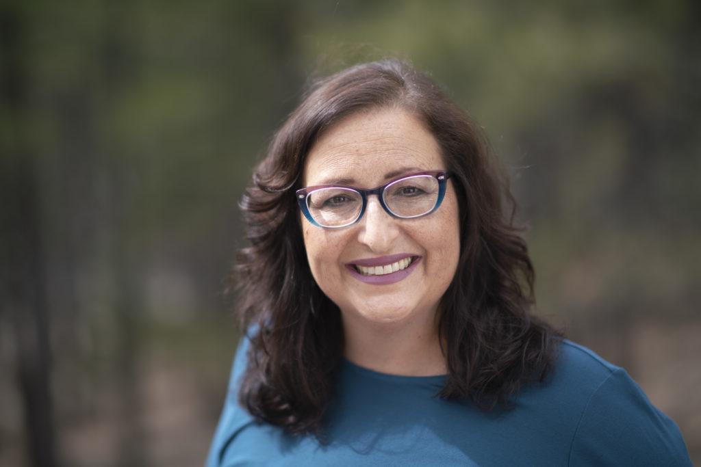 Author Monica Brown